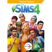 The Sims 4 Pc Completo + Conteúdo Extra Envio Imediato Br
