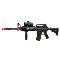Marcadora Bbtac M4 M16 Replica Airsoft Gun M83 A2 Electrica