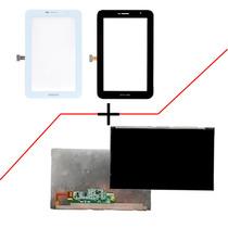 Tela Display Lcd Touch Tablet Galaxy Tab 2 7.0 P3100 P3110
