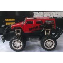 Caminhonete Pick-up Jeep Jumbo Hummer Rc Mp-3 V Etaqui
