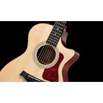 Taylor Guitarra Electroacustica Tipo Grand Concert