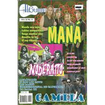 Album De Oro Núm. 22 Maná, Moderato Y Camila