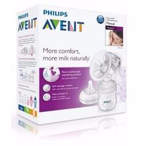 Sacaleche Manual Avent Natural Philips Avent