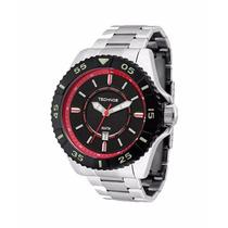 Relógio Technos Performance Acqua Em Aço Vermelho 2115kmb/1p
