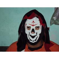 Wwe Cmll Mascara De Luchador La Parka P/adulto