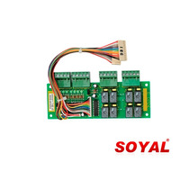 Modulo Expansion Relay Soyal Ar-716e-io Control De Acceso