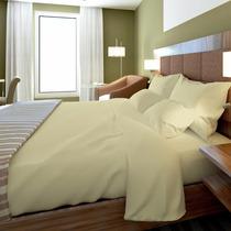 Sábana Hotel Noblesse - Queen Percal 280 Hilos 100% Algodón