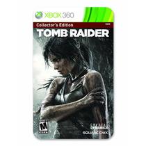 Tomb Raider Survival Edicion Coleccion Xbox Blakhelmet Sp