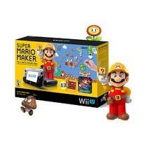 Nintendo Wii U Súper Mario Maker Consola Deluxe Set