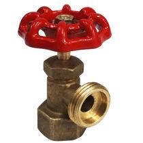 Valvula De Drenado Para Boiler De ¾ Bronce Pro Plus