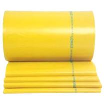 Lona Plastica Lonax Azul Ou Amarela Rolo Bobina 4m X 50m 18k