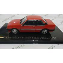Coleção Chevrolet 05 Monza Serie I Sedan 1985