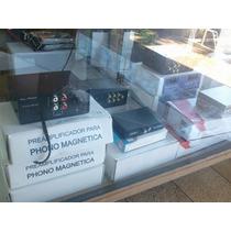 Preamplificador Phono Magnetica Riaa P Toca Discos Martinez