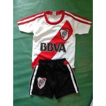 Camiseta Futbol Bebe Boca - River