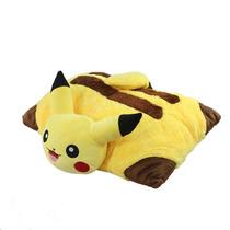 Pelúcia Pikachu 40 Cm Pokemon Travesseiro Presente De Anive