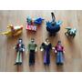 Set Completo 8 Figuras Beatles Yellow Submarine Mcfarlane .