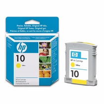 Cart. Tinta Hp 10 Amarillo C4842a