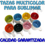 Tazas Personalizadas, Fondo De Color, Marca Color Make 11oz