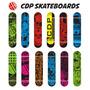 Lote 10 Tablas Skate Pro Guatambu + Epoxi Cdp Skateboards