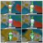 Accesorio Celular Iphone Samsung Bb Htc Sony Plugy Starbucks