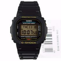 Relogio Casio G Shock Dw-5600eg-9 Classico Serie Ouro