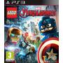 Juego Ps3 Lego Marvel Avengers Nuevo Sellado Original Fisico