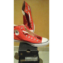 Botas All Star Hi Rojo Talle 7.5 Us O 41