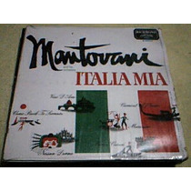 Disco Lp Mantovani Y Su Orquesta - Italia Mia -