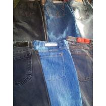 Lote De 15 Pantalones De Jean Ideal Feria Americana