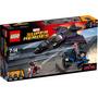 Lego 76047 Super Heroes Caceria De Pantera Negra Mundomanias
