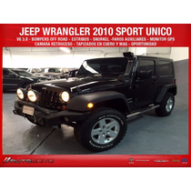 Jeep Wrangler 2010 3.8 V6 C/manual 4x4 Con Accesoriosmopar