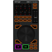 Controlador Usb Midi Behringer Cmd Pl1 Player Dj Reprodutor