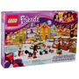 Lego Friends Calendario Navideño Con 24 Figuras 41102