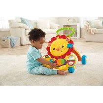 Entretador Para Caminarfisher-price Musical Lion Baby Walker