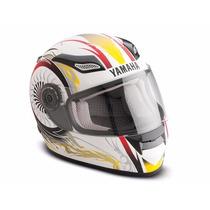 Capacete Sport Yamaha Original -branco