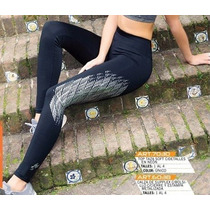 Calza Deportiva Shedyl Chupin Pilates Estampada