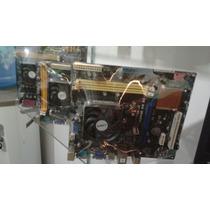 Placa Mãe Am2 Processador Amd Asus Modelo M2n68-am Se2