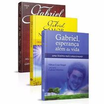 Livro Coleção Gabriel Relatos De Amor E Esperança