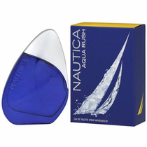 Perfume Náutica Blue Caballero 100 Ml Original Con Caja.