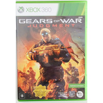 Gears Of War Judgement X360 Mídia Física Dublado Português