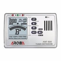 Afinador Metronomo 3 Em 1 Aroma R1115