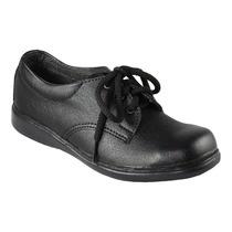 Zapatos Escolares Colegiales De Niño 27 Al 34 Bellos!