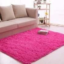 Tapete Peludo Sala Quarto Rosa Pink Infantil 1,00x1,20m