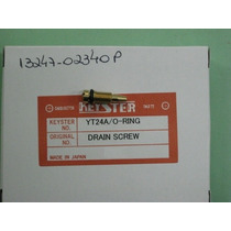 Parafuso Dreno Cuba Ls650 Savage Gsx-r750 Suzuki 13247-02340