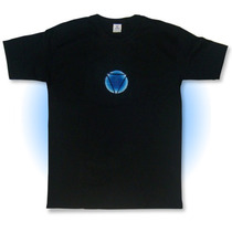 Playera Reactor Iron Man 3 Regalo Airbrush Stark Phantomasx