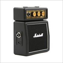 Marshall Ms-2, Mini Amplificador De Guitarra, Portatil