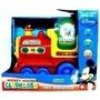 Mickey Mouse Tren Didactico Con Actividades Ditoys