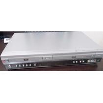 Combo Player Dvd+vhs Lg Dc884b 6 Head Hi-fi Stereo Divx/mp3