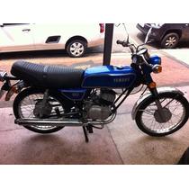 Moto Yamaha Rd 50 Cc - Cinquentinha