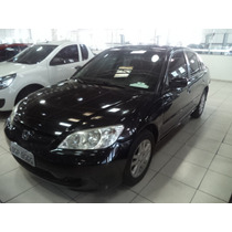 Honda Civic 1.7 Lxl 16v Gasolina 4p Manual 2006/2006